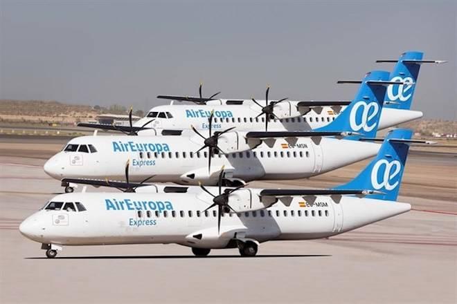Air Europa inicia este lunes los vuelos interinsulares
