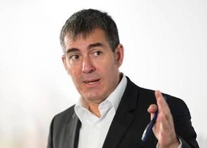 Clavijo defiende el equilibrio inversor del presupuesto autonómico