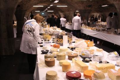 Más de treinta quesos canarios, entre los mejores del mundo