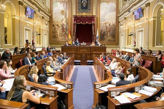 El Parlamento renovará los cargos de la Audiencia de Cuentas, Diputado del Común y Consejo Consultivo