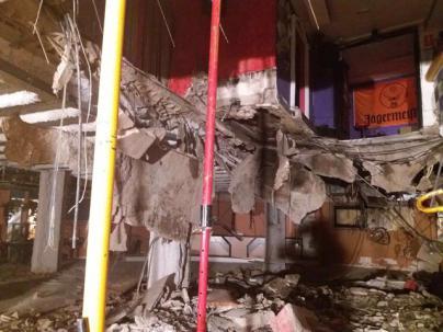 Ascienden a 40 los heridos por el desplome del suelo de una discoteca en Adeje