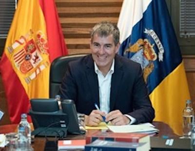Clavijo avanza que negocian la aplicación del REF económico a partir de enero aunque se retrase su aprobación