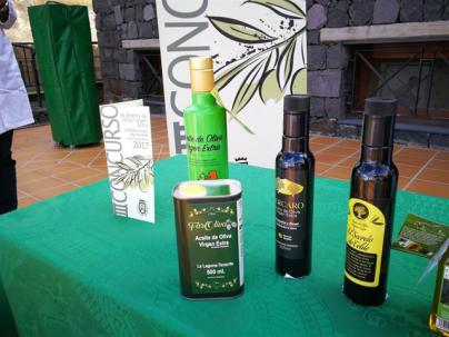 Teguerey mejor aceite de oliva virgen extra de Canarias