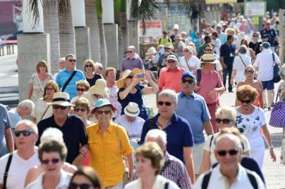 Canarias lidera la ocupación hotelera en el puente de diciembre
