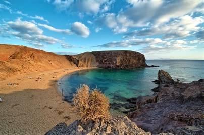Lanzarote, el segundo destino más valorado para los usuarios de Lonely Planet