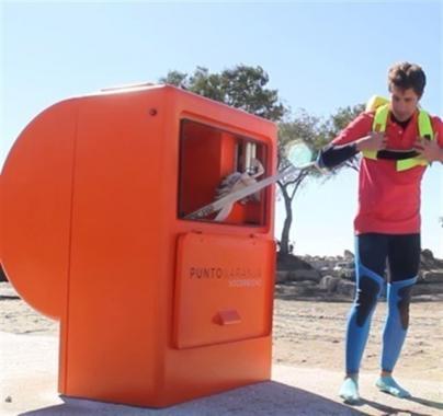 Fitur acoge la presentación de SOS Point, un dispositivo de seguridad para los bañistas