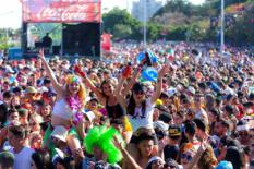 Santa Cruz lanza una campaña para prevenir el consumo de drogas y alcohol en Carnavales