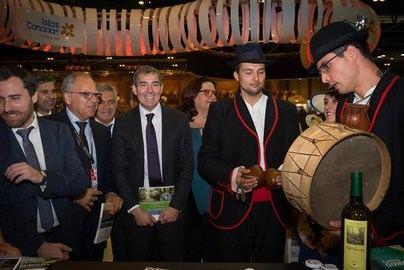 Canarias celebra en Fitur un aumento del 16,7% de turistas y se define como 'potencia mundial'