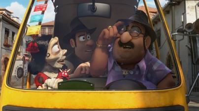 Más de medio centenar de obras de diez países optan a los premios 'Quirino' de animación