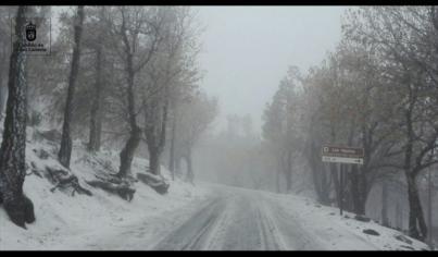 El Gobierno de Canarias declara la situación de alerta por fuertes rachas de viento