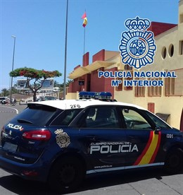 Detenido en el sur de Tenerife tras intentar asesinar a su mujer con un cuchillo de cocina