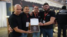 'Buchito' de Jaira medalla de bronce en la Barcelona Beer Festival