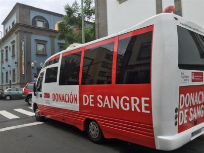 El ICHH continúa con su campaña de donación de sangre en Tenerife, Gran Canaria y Fuerteventura