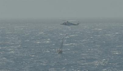 Salvamento remolca hasta Santa Cruz de Tenerife a un velero que sufrió problemas de vía de agua