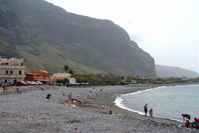 Fallece ahogada una mujer en Valle Gran Rey