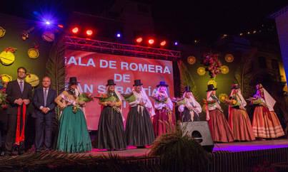 San Sebastián de La Gomera celebra hoy su gala de la Romera