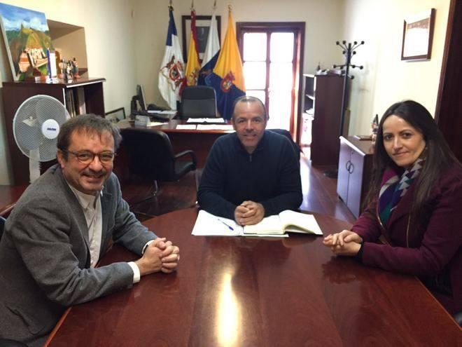 Proyectos sostenibles para mejorar la economía de Artenara y Tejeda
