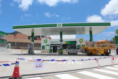 El Ayuntamiento de Tegueste precinta la obra de la gasolinera de Las Toscas