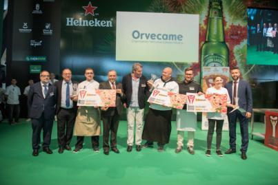 Lorenzo Toto, ganador del primer Campeonato de Canarias Absoluto de Pizza Gran Premio Grupo COMIT