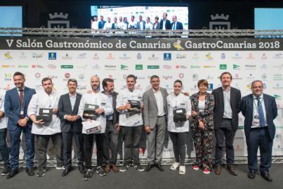 Joao Henrique Faraco (Lanzarote) triunfa en el 14º Campeonato de Canarias Absoluto de Cocina-Gran Premio Cabildo de Tenerife