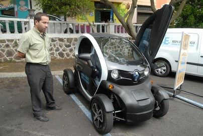 El Hierro da ayudas para la adquisición de vehículos eléctricos
