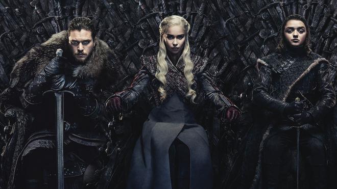 'Juego de tronos' vive este lunes su esperado final