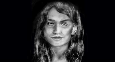 Reconstruyen el rostro de una mujer guanche