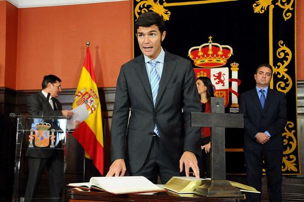 Guillermo Díaz Guerra vuelve a la subdelegación del Gobierno