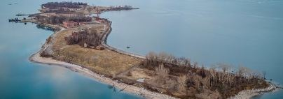 Hart Island, el futuro cementerio para los muertos del Covid-19 en Nueva York