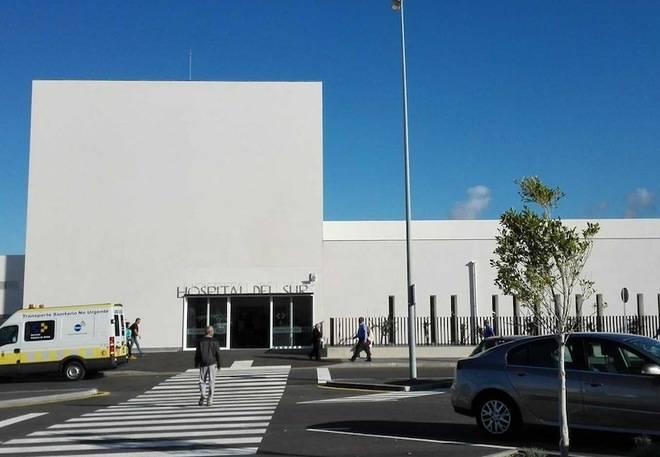 Sanidad y Sacyr alcanzan un acuerdo para reanudar las obras del Hospital del Sur de Tenerife