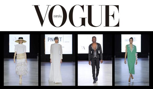 Vogue.es se hace eco de las colecciones nupciales de las firmas de Isla Bonita Moda