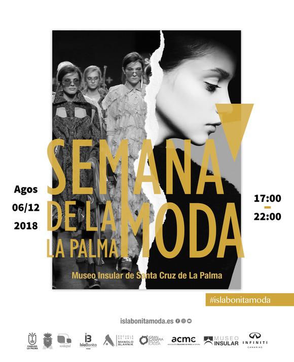 Primera edición de la Semana de la Moda de La Palma