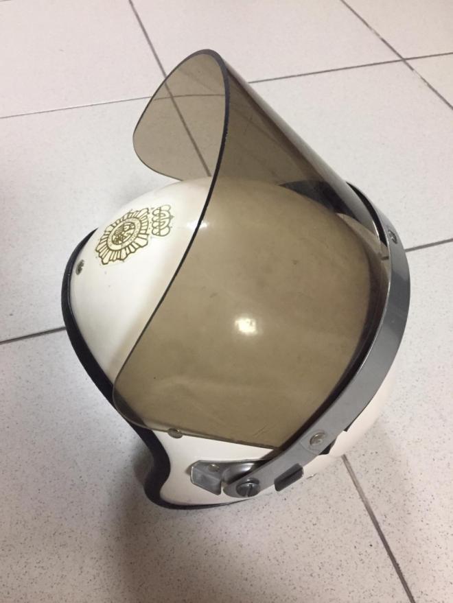 CEP vuelve a exigir nuevos cascos para sus efectivos en Tenerife