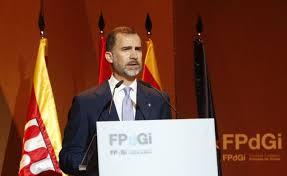 Felipe VI presidirá en Tenerife la entrega del 'Premio Fundación Princesa de Girona Empresa 2018'