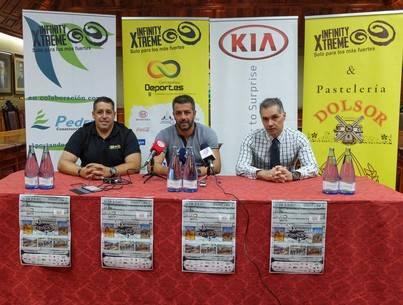Llega la exigente KIA Canarias InfinityXtreme al Puerto de la Cruz