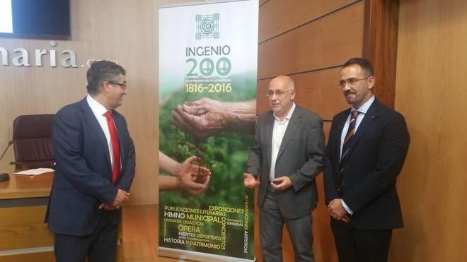 Ingenio celebra su bicentenario