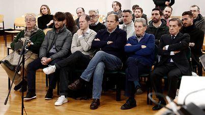 Osasuna y Betis protagonizan la primera sentencia por corrupción deportiva del fútbol español