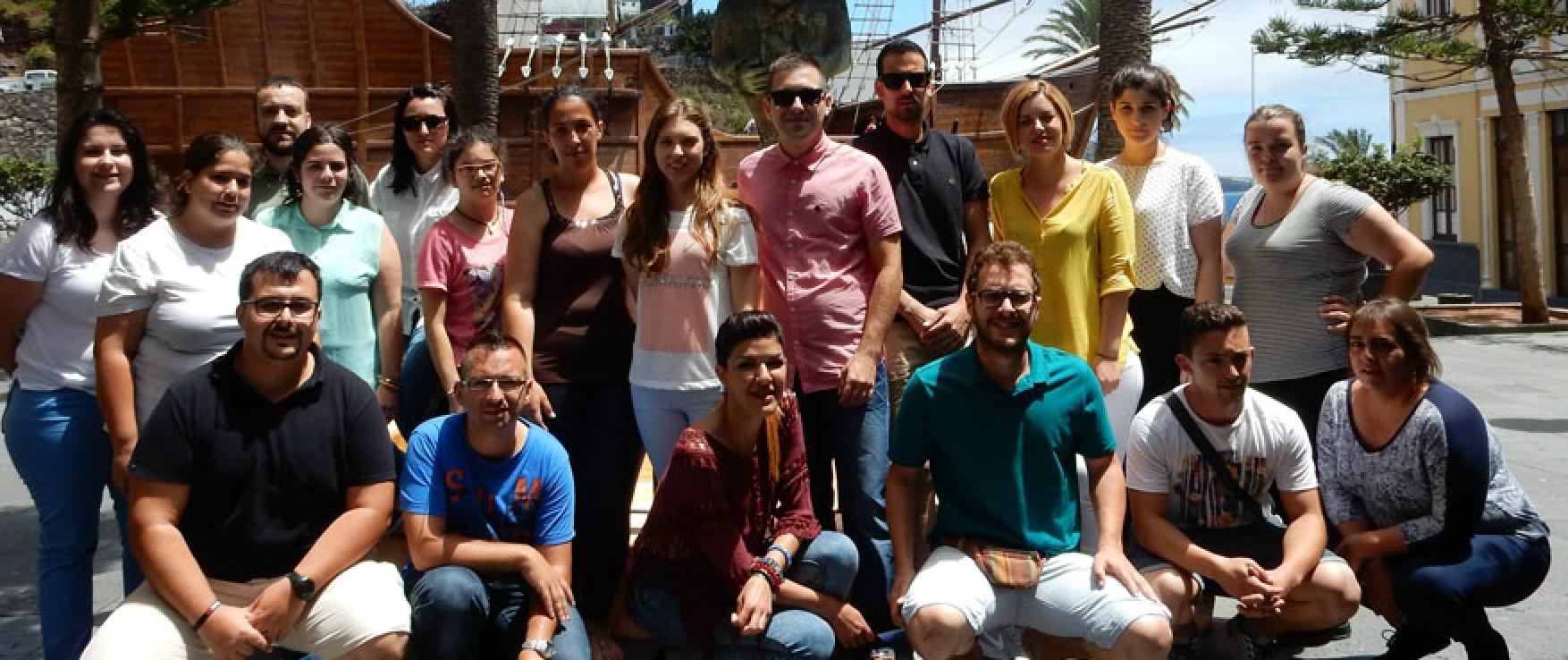'Lanzadera de Empleo La Palma' propicia la inserción laboral del 28% de sus participantes