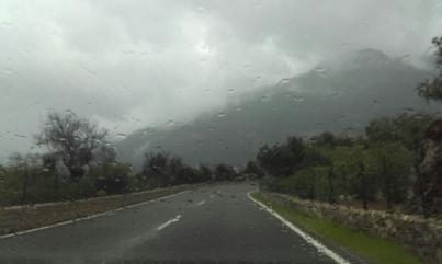 La Aemet rectifica y vuelve a activar avisos en Canarias por viento, lluvia y fenómenos costeros