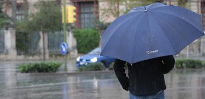 Tenerife y las islas orientales estarán este jueves en aviso amarillo por lluvias
