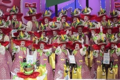 Los Nietos de Sary Mánchez ganan el Concurso de Murgas del Carnaval de LPGC