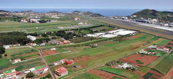 PNC solicita la defensa del suelo agrario de La Laguna y la paralización de la autopista de circunvalación-vía exterior
