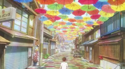 Filmoteca proyecta la película de animación japonesa ganadora del Premio Cristal en el Festival de Annecy en 2017