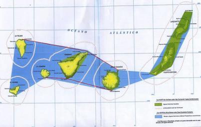 Podemos defiende que las aguas Canarias sean de un Estado archipielágico