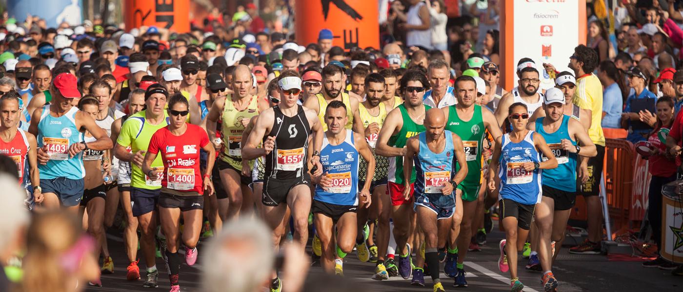 El Maratón obliga a cambios en el tráfico de la capital