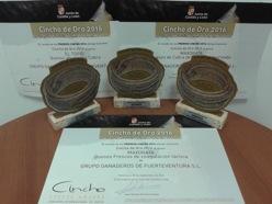Tres medallas de oro para los quesos del Grupo Ganaderos de Fuerteventura