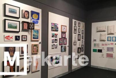 Merkarte vuelve al Círculo de Bellas Artes con obras de 39 artistas