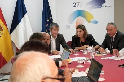 Canarias se marca como reto consolidar a Francia como país emisor de turistas