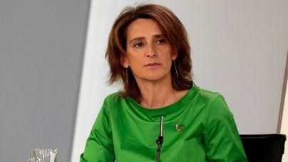 La ministra Ribera alerta de 'importantísimos efectos' en el litoral por el cambio climático