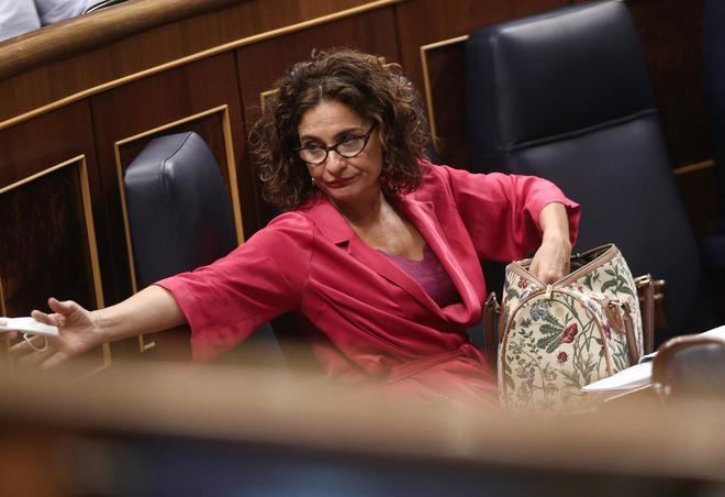 El Congreso tumba el decreto de remanentes de Hacienda
